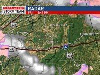 First Alert Storm Team Interactive Radar - ABC 33/40 - Birmingham News, Weather, Sports