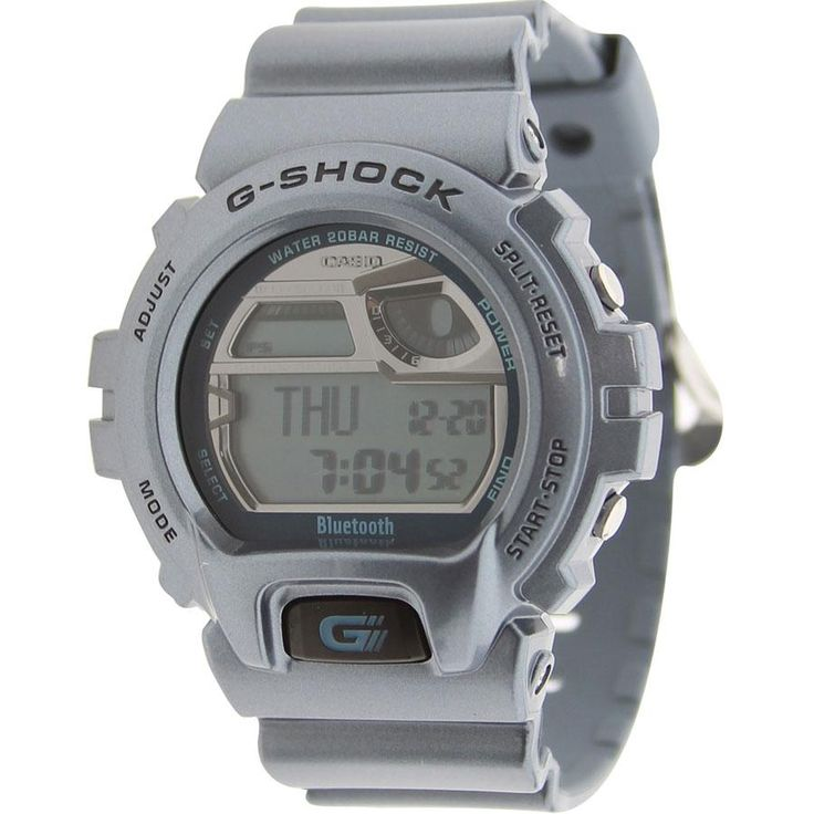 Casio G-Shock 6900 Watch - Limited Bluetooth Edition (blue) GB6900AA-2CR - $199.99