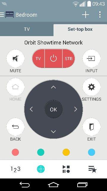 LG G3 Quick Remote app
