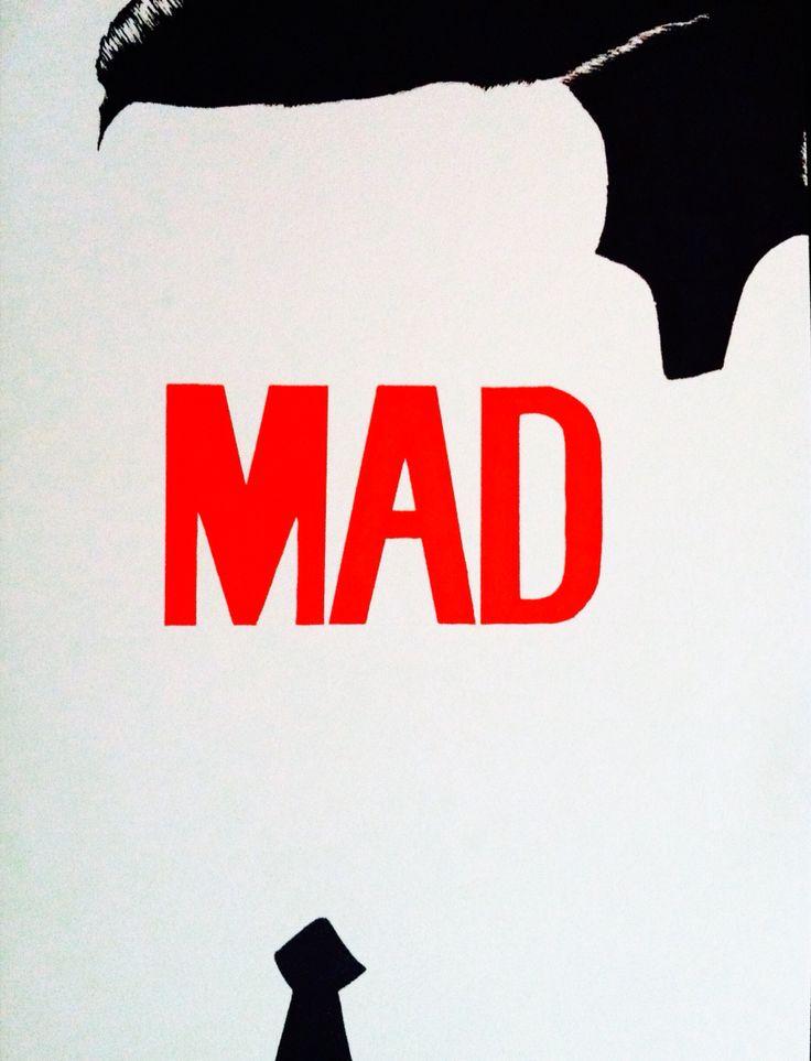 Mad Men by Sedale Daniels