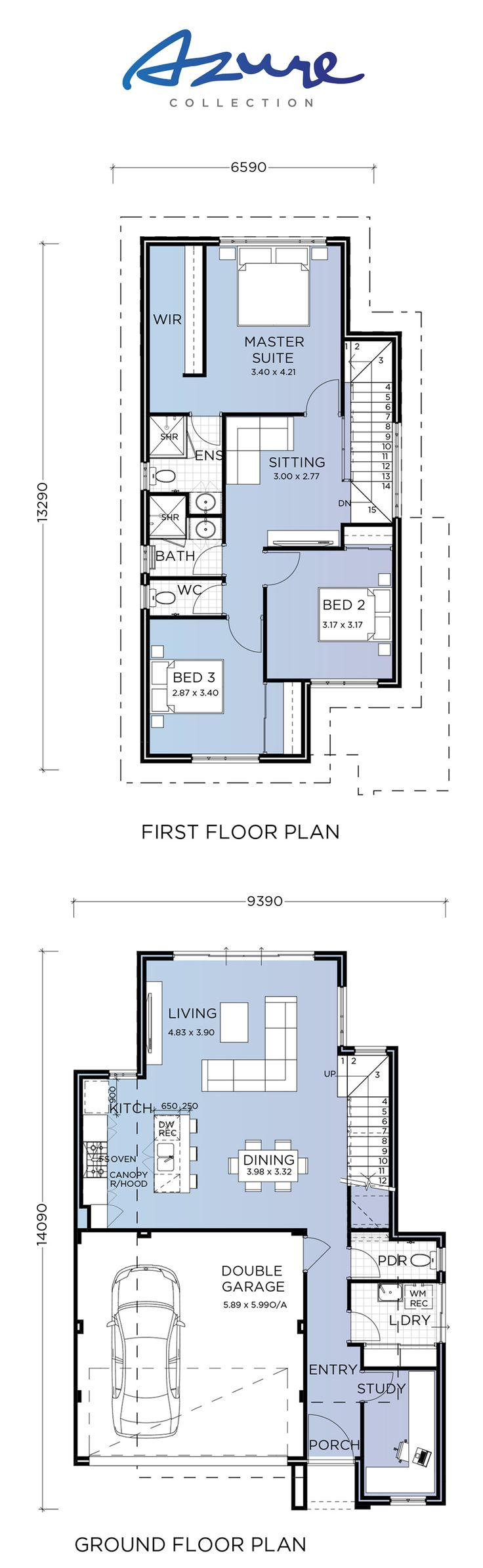 134 best narrow lot floorplans images on pinterest small houses marseille azure collection study nookopen plan