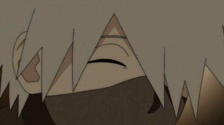 Kid Kakashi Smiles