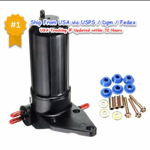 Diesel-Fuel-Water-Separator-Filter-Fleetguard-Racor-140r10-10-Micron-Assembly