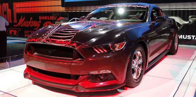 2017 Ford Mustang Cobra I'm not bad I'm drawn that way!!!
