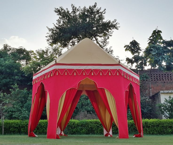 Moroccan Theme Party Tent by www.indiantents.com