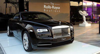 Rolls-Royce Boutique eröffnet eine neue Art von Showroom in Dubai Dealers Middle East Rolls Royce