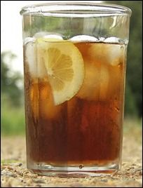 Sweet Tea concentrate - recipe seems a little sugar heavy but I'm going to work with it a little.