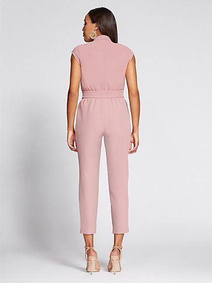 0347e1113d64 Gabrielle Union Collection - Wrap Jumpsuit - New York   Company ...