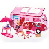 Simba Toys - Steffi Love Hawaii Camper - Multi Color - Girls - Toy Playsets - Toys - Dolls + Action Figures