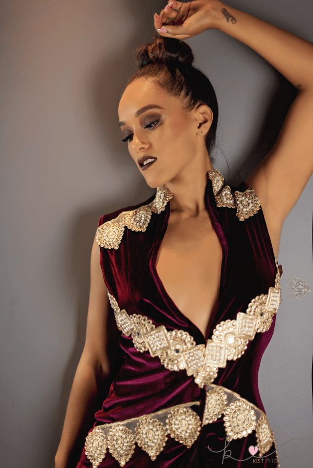 LeAnne Dlamini for Miss Boss Couture - Photography by Kist Photography