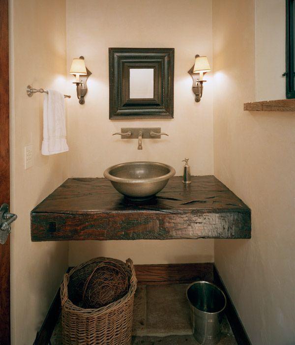 Old World Bathroom Vanities: 1000+ Images About Mountain Top Floor Bathroom On Pinterest