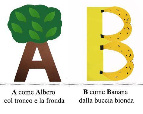 Se con l'alfabeto vuoi rimare continua a leggere e a guardare!