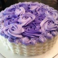 Cake Decorating: Basket Weave Cake