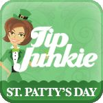 Tip Junkie's 64 St. Patrick's Day ideas! Lots of good ones!