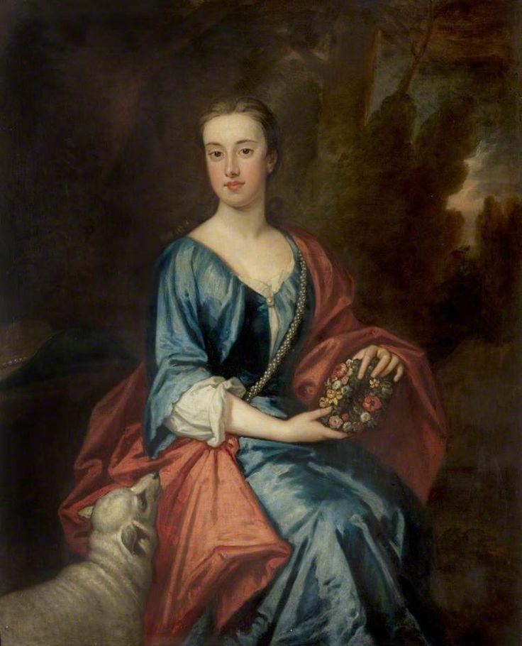 The Athenaeum - Lady Jane Jackson (Sir Godfrey Kneller, BT. - )