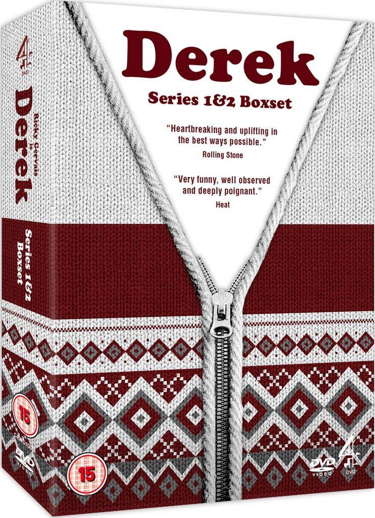 Derek - Series 1-2 [DVD]: Amazon.co.uk: Ricky Gervais, Kerry Godliman, Karl Pilkington, David Earl, Kay Noone, Tim Barlow, Arthur Nightingale, Sheila Collings, Margaret Towner, Barry Martin, Tony Rohr, Charlie Hanson: DVD & Blu-ray