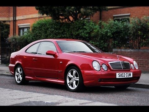 german-cars-after-1945:  1998 Mercedes CLK...