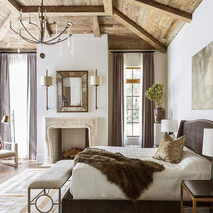 22 Beautiful Bedroom Color Schemes: 3069 Best Planked Walls Images On Pinterest