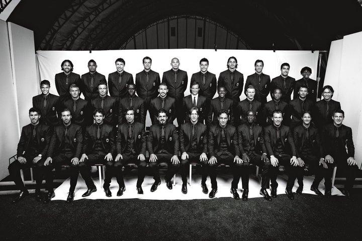 AC Milan For Dolce & Gabbana