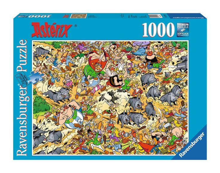 Caza del Jabalí | Puzzle adultos | Puzzle | Productos | ES | ravensburger.com