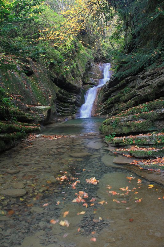 Erfelek Fall, Sinop, Black Sea_ Turkey