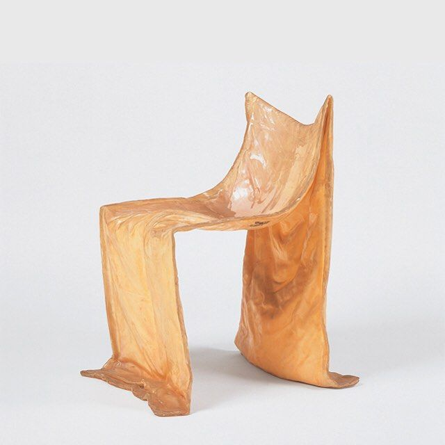 Gaetano Pesce. Golgotha Chair, 1972.
