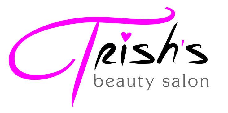 New logo for Trsih's Beauty Salon