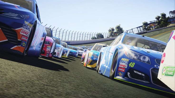 Get back behind the wheel as NASCAR Heat 2 rolls up to the starting grid! If you were unfortunate enough to play NASCAR Heat back in 2016, then it may be a bit tricky to muster much enthusiasm for the next game in the series. But after a bit of a dodgy start with the Heat franchise, at least the only way is up - and that's exactly what we hope to find with NASCAR Heat 2. Please let there be improvements! http://www.thexboxhub.com/get-back-behind-wheel-nascar-heat-2-rolls-starting-grid/