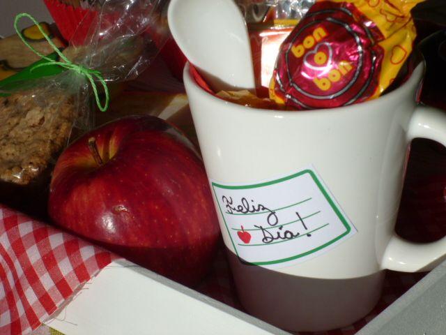 Resultado de imagen para desayunos artesanales para maestros