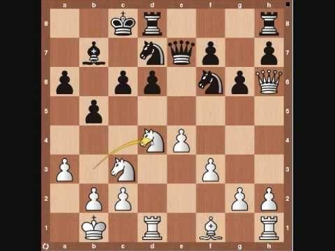 Famous Chess Game: Kasparov vs Topalov 1999 (Kasparov's Immortal) - YouTube