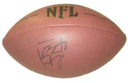 SOLD OUT! Indianapolis Colts Peyton Manning signed NFL Wilson full size football w/ proof photo. Proof photo of Peyton signing will be included with your purchase along with a COA issued from Southwestconnection-Memorabilia, guaranteeing the item to pass authentication services from PSA/DNA or JSA. Free USPS shipping. www.AutographedwithProof.com is your one stop for autographed collectibles from Indiana sports teams. Check back with us often, as we are always obtaining new items.