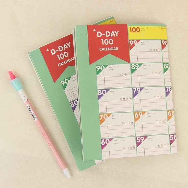 1 шт. 100 дней Обратный Отсчет Календарный план График Обучения Цели Таблица График Работы Борьба Планировщик Стол Офисная техника
