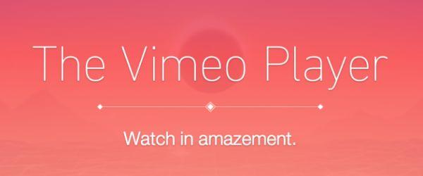Vimeo introduce player-ul HTML 5 - Notio.roNotio.ro