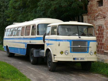 Škoda 706 RT | Staré náklaďáky