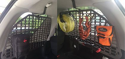 Orange Boxx Fabrication PSD Rack for 4th and 5th gen 4Runners, $138.95