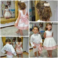 ¡¡ cómo deben lucir los pajes en una boda!!! tips de estilo para vestir a los más pequeños 2