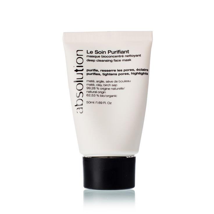 Очищающая, сужающая поры, осветляющая маска Le Soin Purifiant - эффективное средство для восстановления кожи, пострадавшей от загрязнений. Сочетая очищающий и успокаивающий березовый сок, белую глину, сужающую поры, и очищенный зеленый мате, богатый хлорофиллом, витаминами и минералами, Le Soin Purifiant мягко удаляет загрязнения и придает коже сияние. Нанесите толстым слоем на лицо, оставьте на 10 минут, смойте и наслаждайтесь результатом.  50 мл — на 99,28% натурального происхождения…