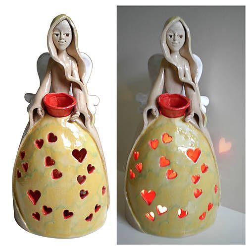 e-keramika / anjel - aromalampa