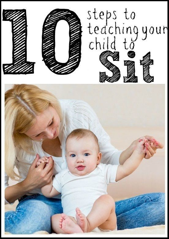 How To Teach Your Babies To Sit? #Baby