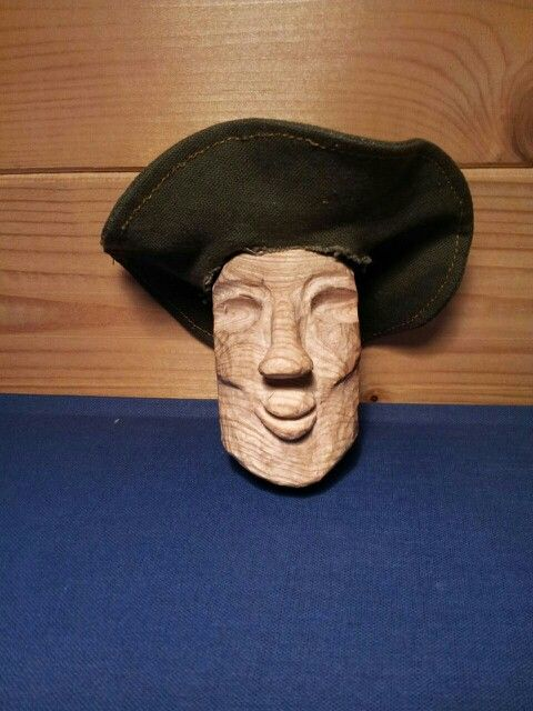 Puppet's head