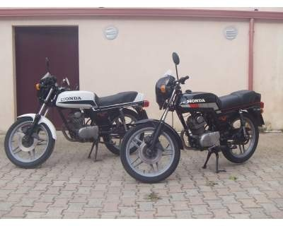 CB 125 X - Honda - (early '80s)