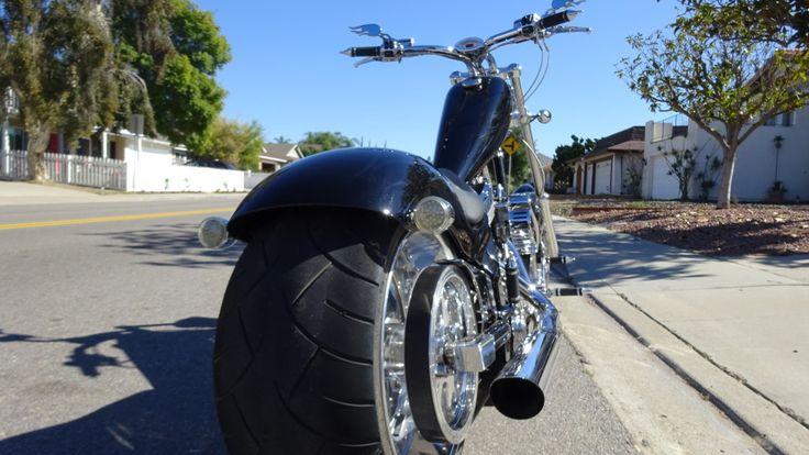 Texas Chopper motorcycle