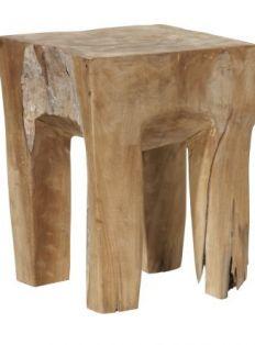 Mooi om bij strakke vormen en wit dit soort natuurlijke materialen te gebruiken