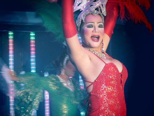 Ladyboy show phuket thailand-4021