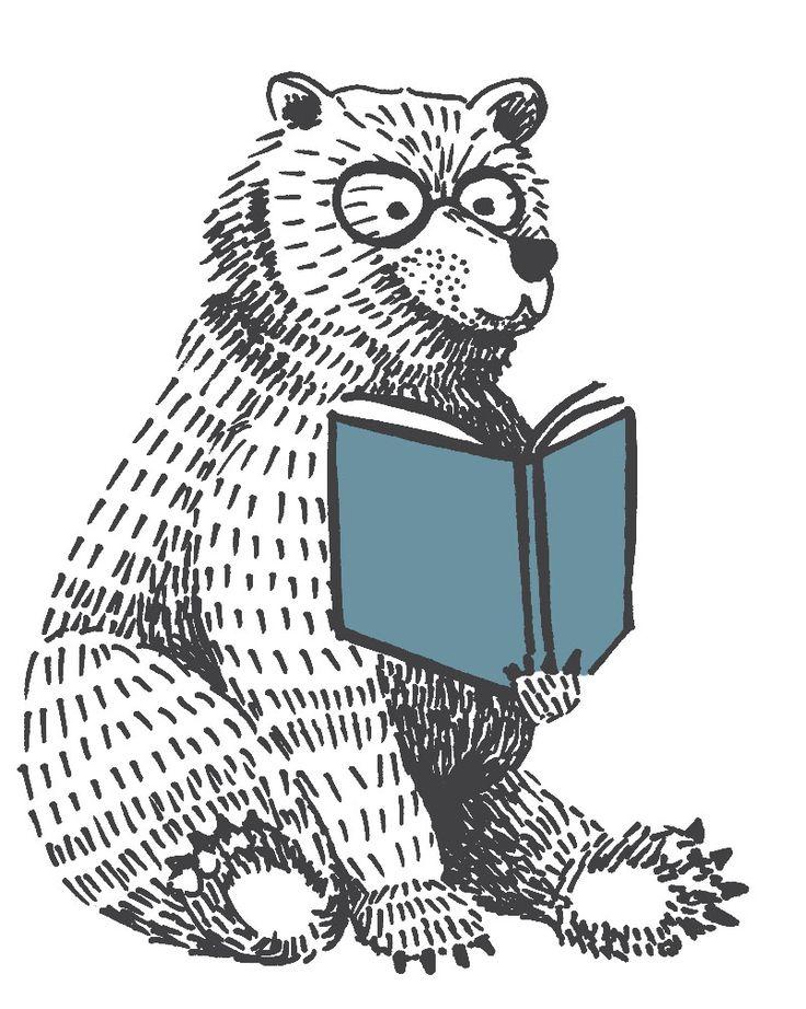 reading bear book