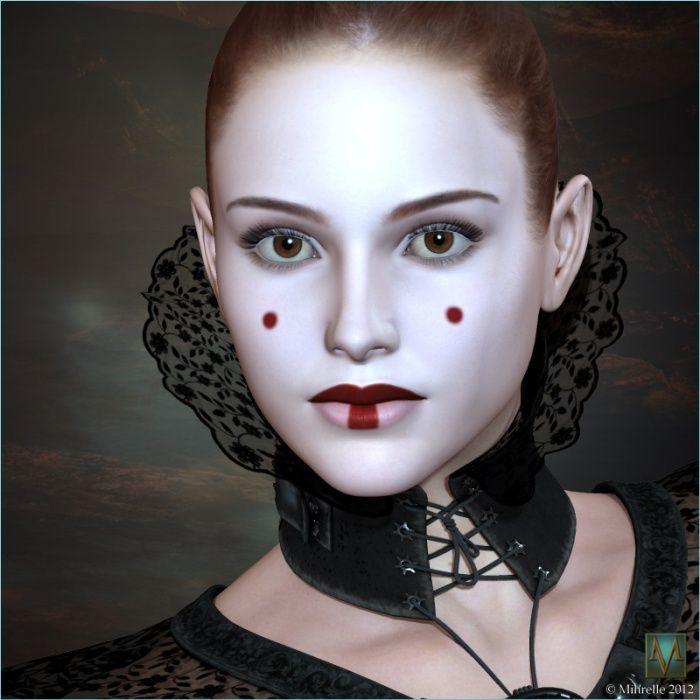 Poser portrait... by MRL Callie...