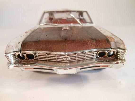 Minature Classic Car
