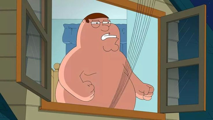 Peter griffin in sex face will