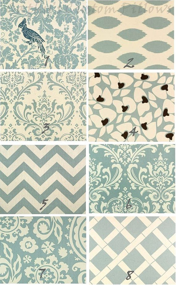 BLUE CHEVRON CURTAINS Premier Fabric by Cathyscustompillows, $109.00