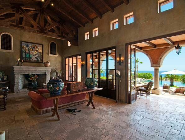 17 best images about mexican on pinterest mexican art for Hacienda ranch style homes